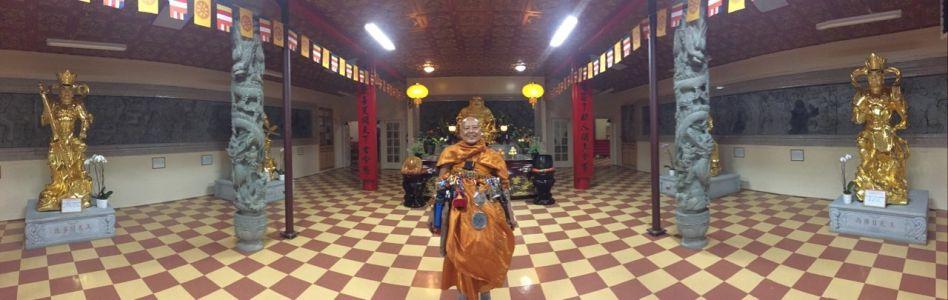 Luang Por Visit 2015 2436