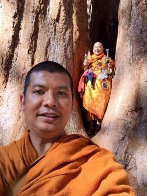 Luang Por Visit 2015 3936